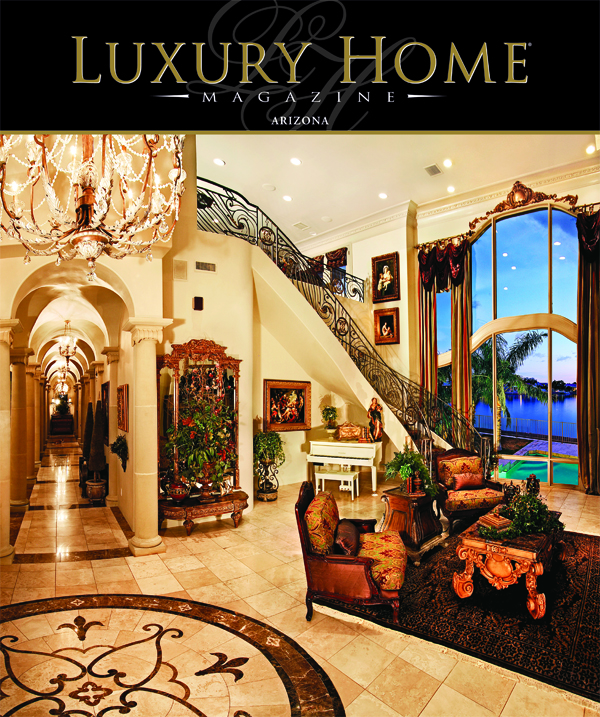 Luxury home magazine 3 6 red rock contractors for Luxury home design magazine