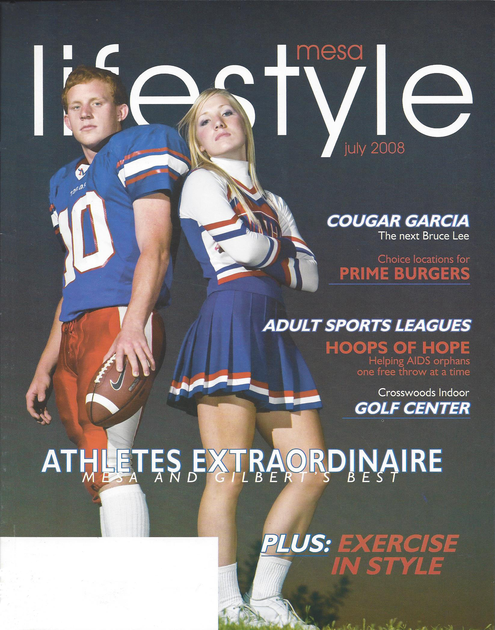 Mesa Lifestyles Magazine July 2008