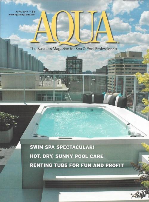 AQUA Magazine June 2010